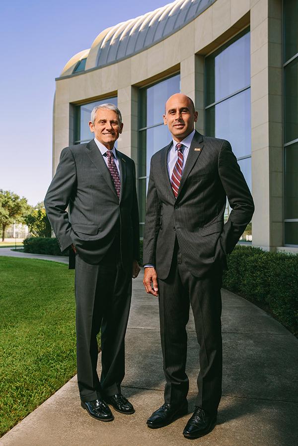 George K. Hickox and Eddie J. Davis